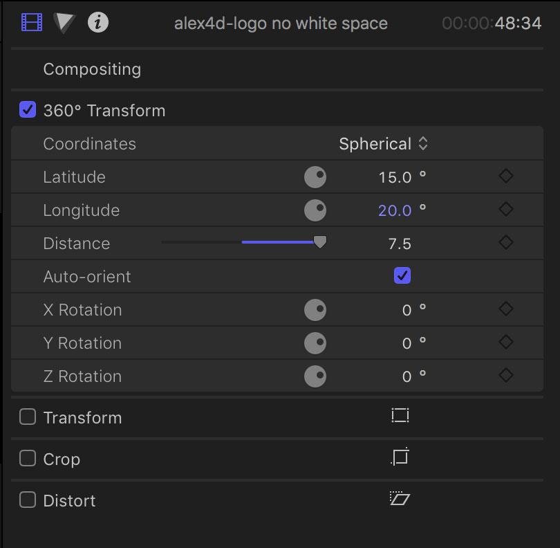 Apple Final Cut Pro 10 4: 360º spherical video, colour, video HDR