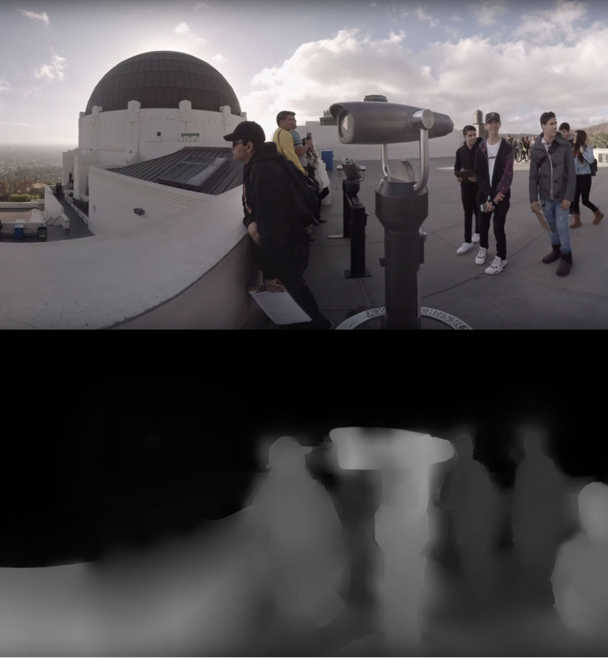 Blog the footage recorded by its 16 sensors was then processed by the google jump online service to produce a sphere of pixels plus a depth map gumiabroncs Images