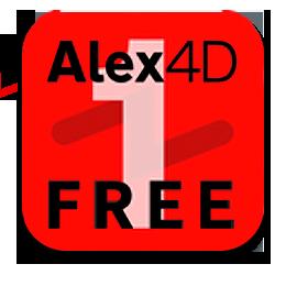Alex4D Free 1 - 68 Final Cut Pro X plugins | Alex4D