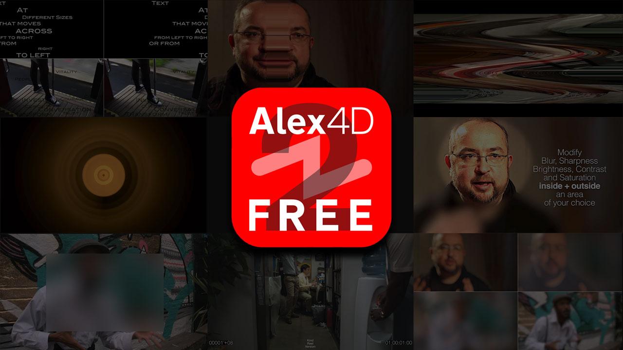 Home | Alex4D