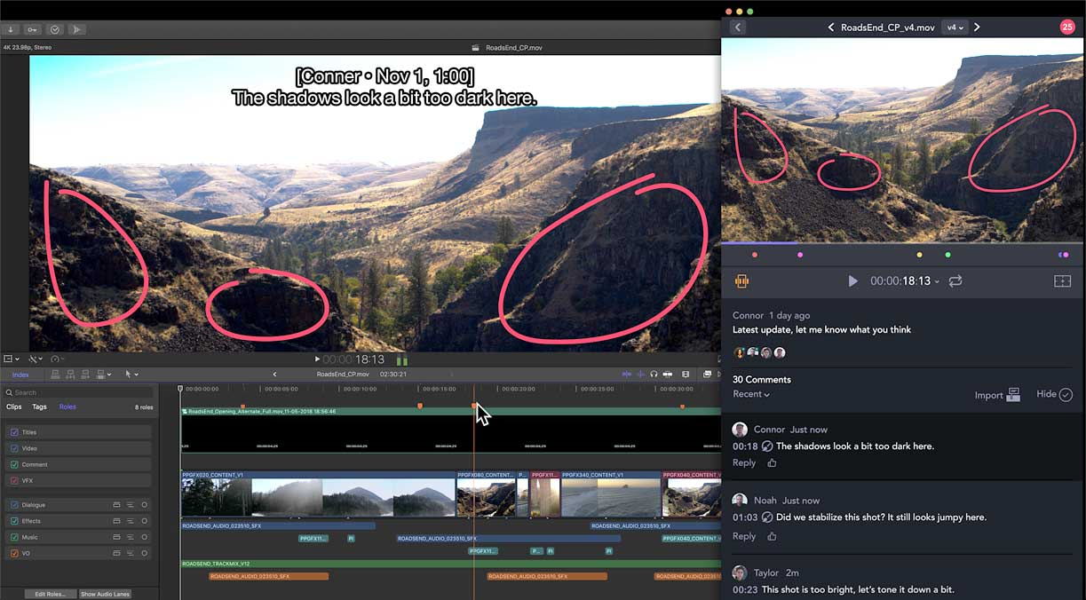 Final Cut Pro X update: Third-party integration and more